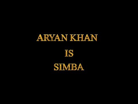 The Lion King Hindi Trailer - Son Of Mufasa - Aryan Khan