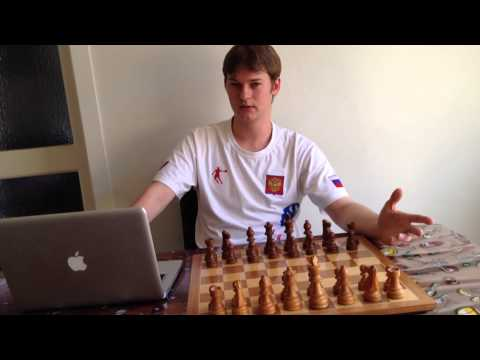 Russian Grandmaster Vasily Papin talking about Australian players and chess in Australia in general.