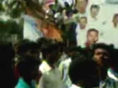Villupuram marchi 13 vj anna fans vist vj anna