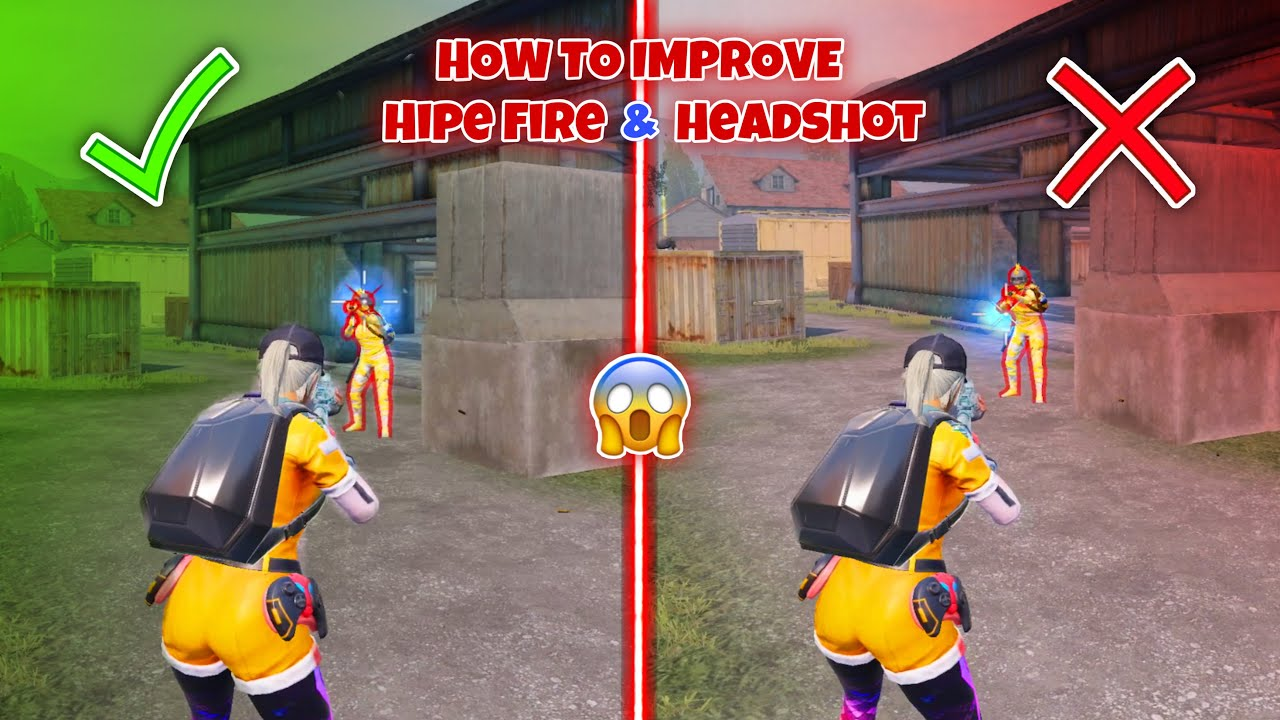 😈 HOW TO IMPROVE HIP FIRE & HEADSHOT 😱 SAMSUNG,A7,A8,J4,J5,J6,J7,J9,J2,J3,J1,XMAX,XS,J3,J2,S4,S5,S