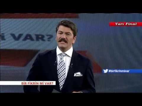 Bir FİKRİN Mi VAR 8. Sezon YARI FİNAL 1. Bölüm Tek Parça