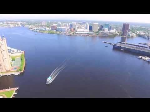 Dji phantom 3  Portsmouth Virginia Flight