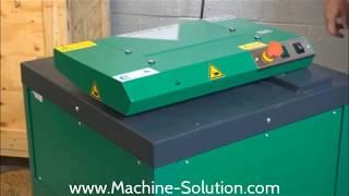 Cushion Pack CP316 S2i+ Cardboard Shredder www.Machine-Solution.com