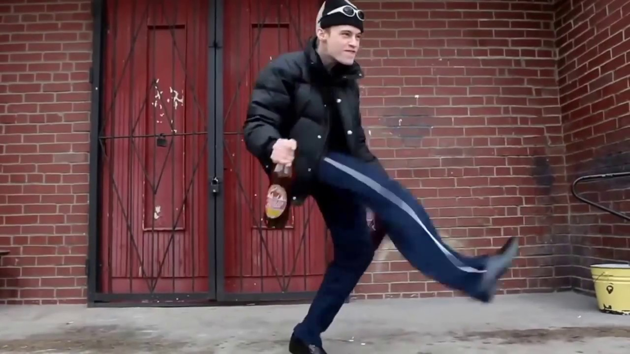 how to do the russian dance