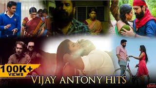Vijay Antony Hits | A Video Song Jukebox | Pichaikkaran, Kolaigaran, Kaali, Thimiru Pudichavan