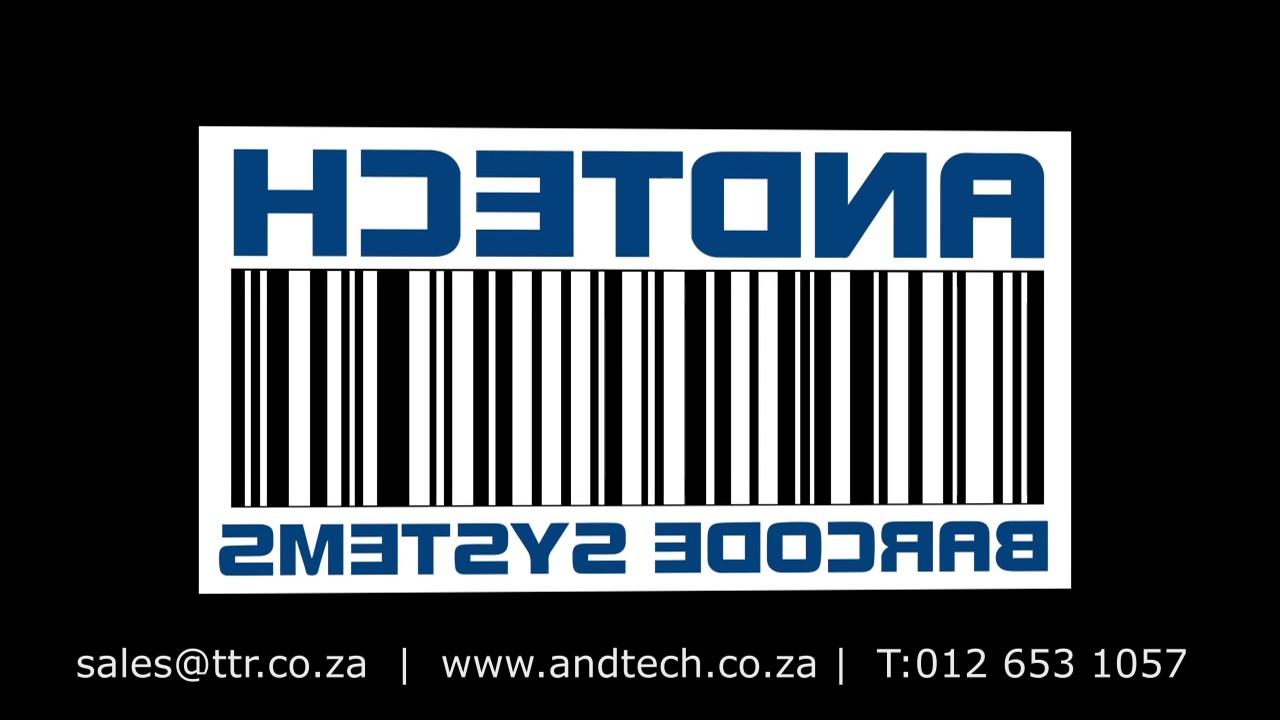Andtech Barcode Systems - portada