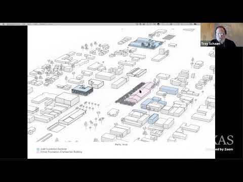 Goldsmith Lecture:  SCHAUM/SHIEH Architects, March 4, 2021