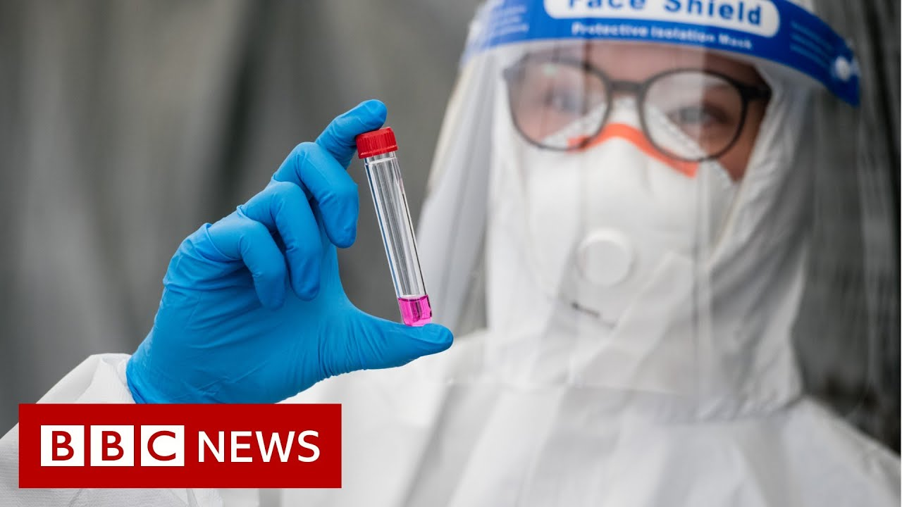 Coronavirus: WHO records highest global cases in 24 hours - BBC News