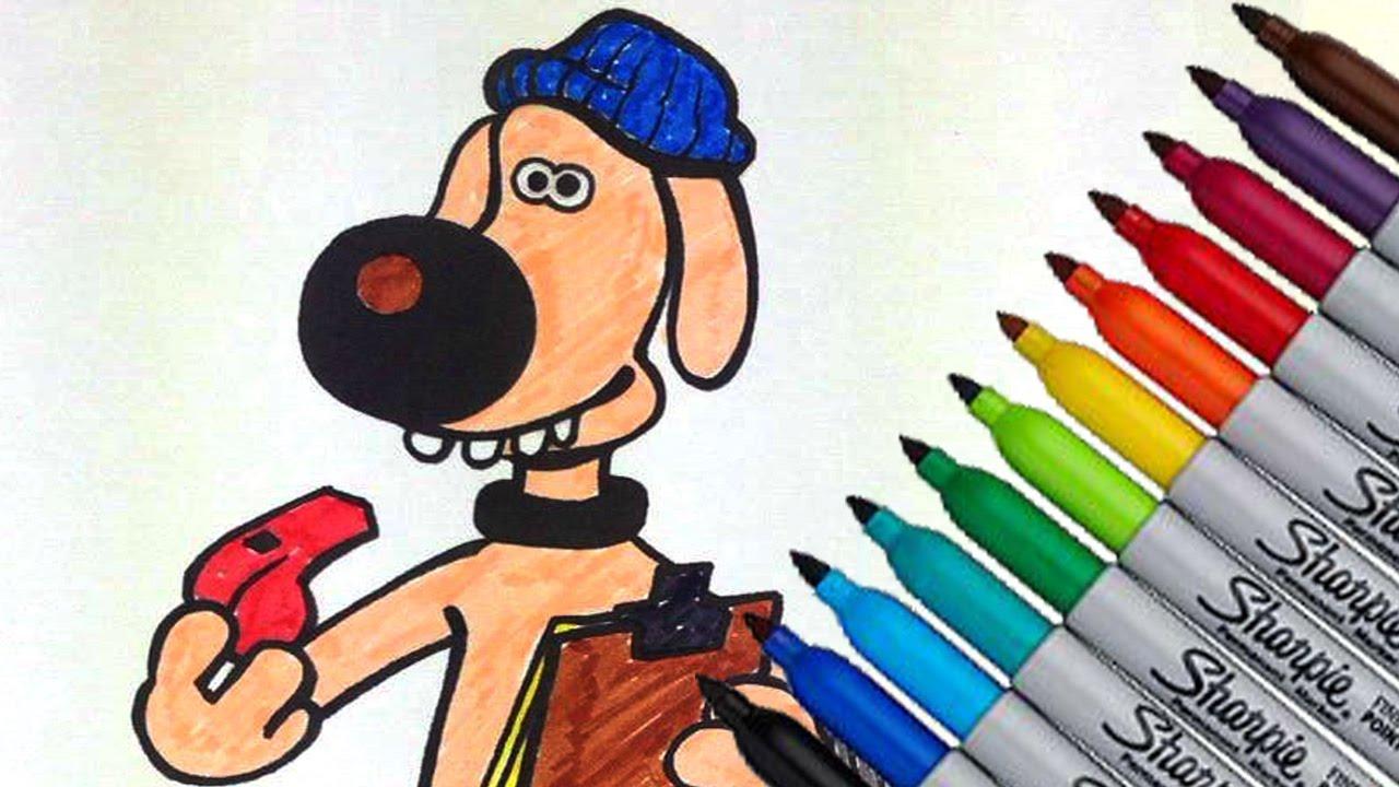 Bitzer Shaun The Sheep Cartoon Character Coloring page New 2016 ...