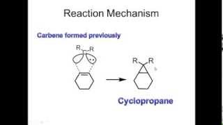 Ozonolysis, Simmons Smith Reaction and Hydrogenation.