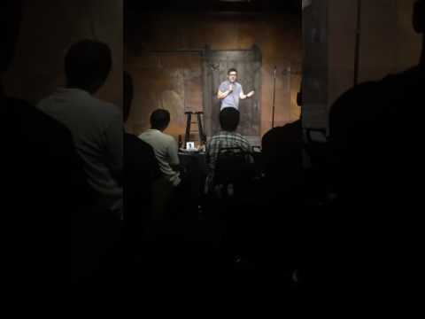 Open Mic Comedy Routine
