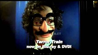 Terror Train Groucho Marx Can Be A Real Grouch