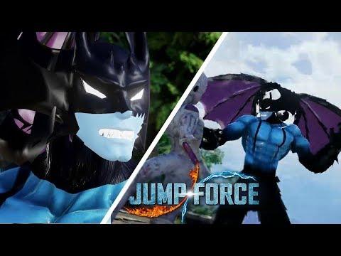 Jump Force Mods - Devilman (Netflix)