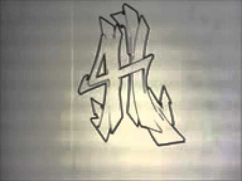 "Alfabeto de graffiti ""wildstyle"" - YouTube Y Graffiti Letters"