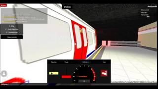 Roblox London Underground Metropolitan Line Kings X/St Pancras To Finchley Road