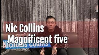 My Top 5 Drummers: Nic Collins
