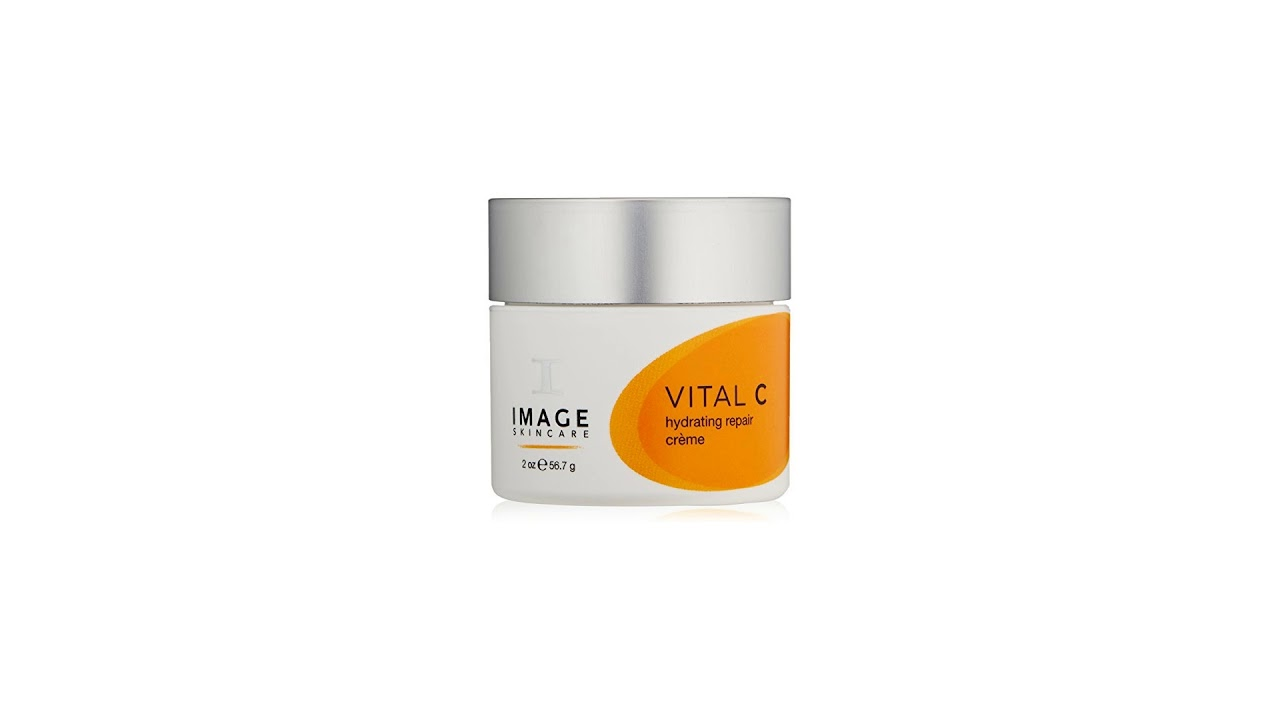 Image Skincare Vital C Hydrating Repair Crème 2 Oz Youtube
