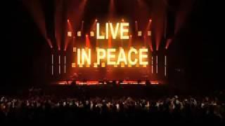 Alpha Blondy = Live in Peace @Zénith de Paris (FULL CONCERT)