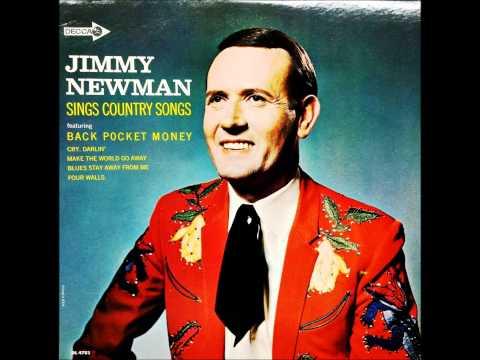 A Fallen Star , Jimmy C  Newman , 1957 Vinyl