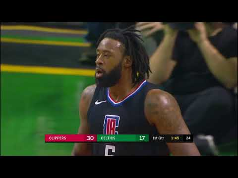 DeAndre Jordan (30 points) Highlights vs Boston Celtics 2-14-18