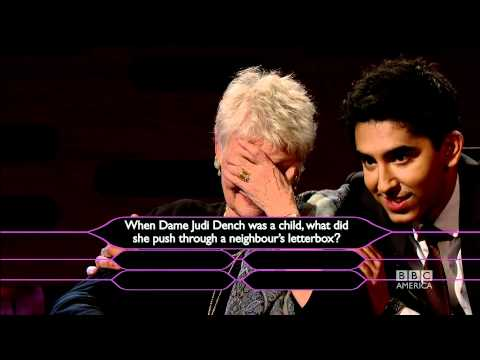 DEV PATEL: Plays 'Who Wants to be a Millionaire' The Graham Norton