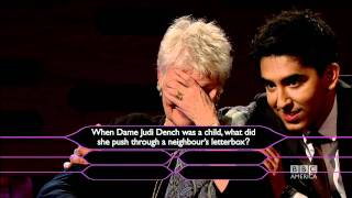 DEV PATEL: Plays 'Who Wants to be a Millionaire' (The Graham Norton Show)