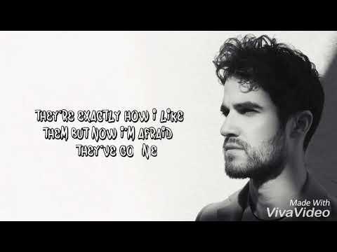 Darren Criss - Foolish Thing (lyrics)