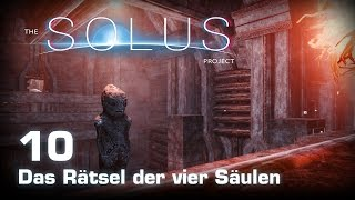 The Solus Project [10] [Das Rätsel der vier Säulen] [Twitch Gameplay Let's Play Deutsch German] thumbnail