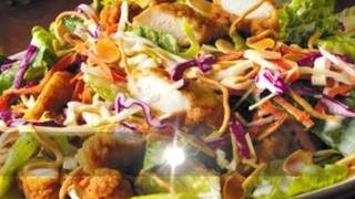 Find Out Applebee's Oriental Chicken Salad's Secret Recipe!