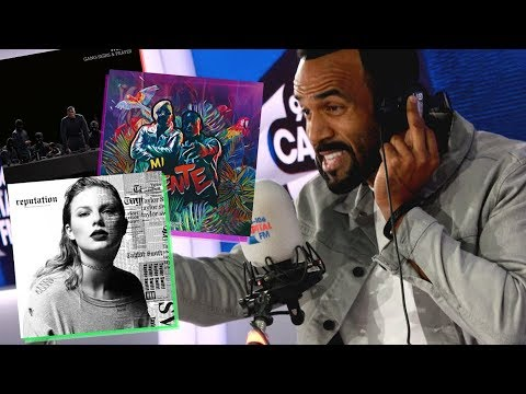 Craig David Drops The Sickest Freestyle Over 2017's Biggest Anthems