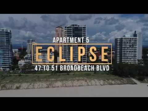 ECLIPSE - APARTMENT 5, 47 TO 51 BROADBEACH BOULEVARD