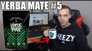 YERBA MATE #5 VERDE MATE GREEN DESPALADA