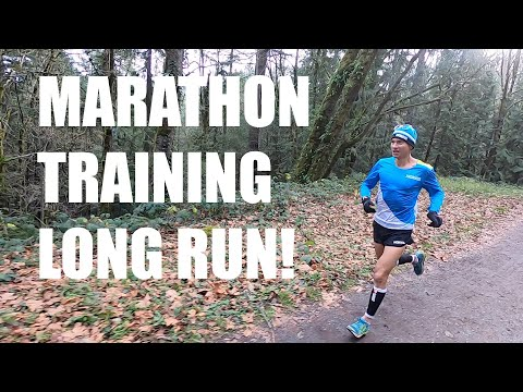 LONG RUN: THE MARATHON TRAINING BACKBONE! Sage Canaday Running