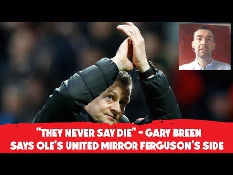 Gary Breen | United of old, Emery's resolve, Brilliant van Dijk