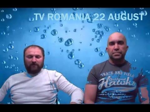 Romania 22 August TV 04092015