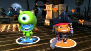 Disney Universe, Episode 4: Pirates World Trailer (Xbox 360, Playstation 3, Wii & PC)