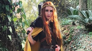 Video DIY Game of Thrones Cloak! download MP3, 3GP, MP4, WEBM, AVI, FLV November 2017