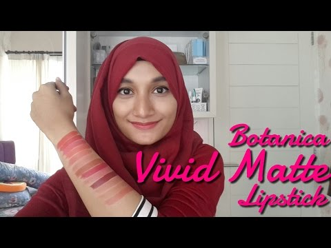 botanica-vivid-matte-lipstick-review-and-swatches