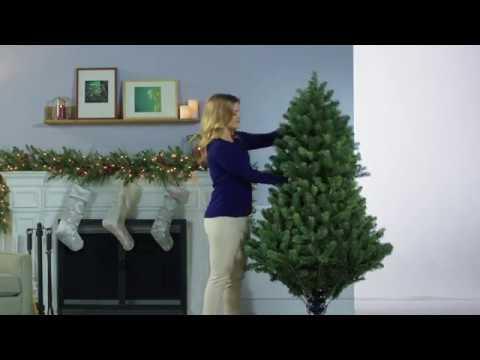 Pre Lit Christmas Tree That Puts Itself Up.Christmas Tree That Puts Up Itself Popsugar Home