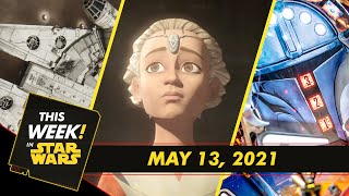 Star Wars Celebration Gets New Dates, Take a Trek to Tatooine, and More!