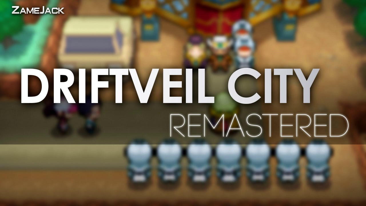 Driftveil City Remastered Pokemon Black White Youtube Submitted 1 month ago by royson2. driftveil city remastered pokemon black white