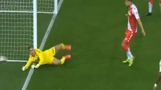 Cuplikan Gol Hasil Pertandingan PSG vs Monaco Hasil Liga Prancis Tadi Malam