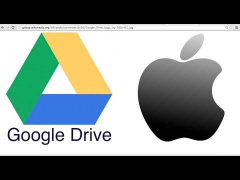 install google drive on macbook pro