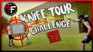 KNIFE TOUR CHALLENGE #2 | Freemove