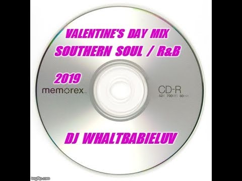 "Southern Soul - Soul Blues / R&B Valentine's Day Mix 2019 - ""Love Zone"" - Dj WhaltBabieLuv  CD #48"
