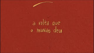 A Volta Que O Mundo Deu - Paulo Nazareth feat. Nic Medeiros