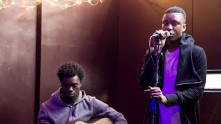 James Anderson - 'Adorn' (Miguel Cover) LIVE at the Garage Unplugged