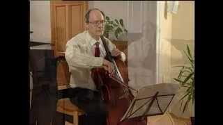 Louis de Caix D'Hervelois: Suite in D-major for viola da gamba and cembalo
