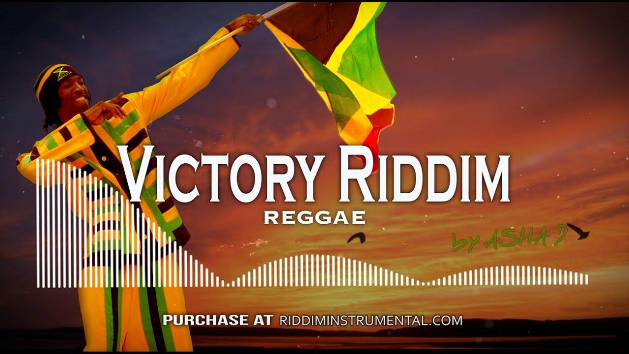 Victory riddim - Fresh roots reggae instrumental - RI by Asha D