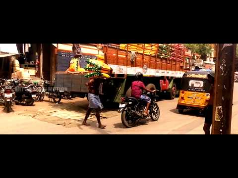 Madurai Meenakshi Temple | Daily Work of Peoples | Slow Motion Effect | Art of Slow Motion